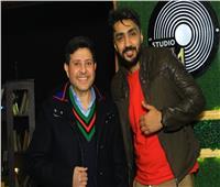 هاني شاكر يتعاون مع الموزع مهاب في أغنية خليجية