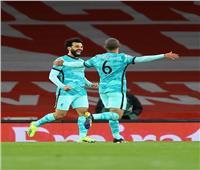 ليفربول يتغني بمحمد صلاح مجددًا