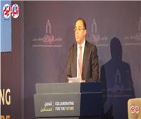 أحمد شلبي: مصر تحتل ثاني أعلى نمو إيجابي في الاقتصاد العالمي | فيديو