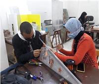 «ثقافة المنيا» تنظم مبادرة «صنايعية مصر» للحفاظ على الحرف التراثية