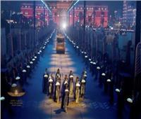 حلمي النمنم: ما حدث في موكب المومياوات الملكية مجرد إشارة للعالم| فيديو