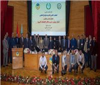 جامعة المنوفية تشارك في الملتقى الـ26 لتدريب طلاب الجامعات العربية