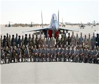 شاهد  اختتام التدريب الجوي المصري السوداني «نسور النيل 2»