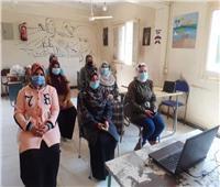 ثقافة المنيا تناقش كيفية «نبذ العنف والتطرف» بأبوقرقاص