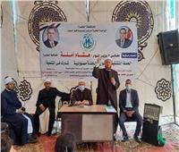الكشف على ١٥٠ حالة خلال قافلة سكانية بقرية سيدي غازي بكفر الدوار