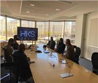 وزير الإسكان يواصل اجتماعاته في أمريكا مع مصصمي أبراج «العلمين الجديدة»