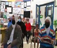 فرقة الحضرة للإنشاد الديني تتألق بثقافة الأقصر