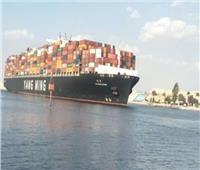 «قناة السويس»: عبور 84 سفينة اليوم بحمولات 5.3 مليون طن