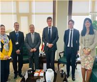 فرانسوا كورنيه: حريصون على تشجيع الاستثمارات البلجيكية في مصر