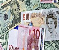 تباين أسعار العملات الأجنبية مقابل الجنيه المصري في البنوك