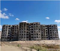الإسكان: الانتهاء من الهيكل الخرساني ل 600 وحدة سكنية بمدينة رشيد الجديدة