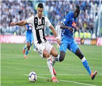 الليلة.. يوفنتوس يواجه نابولي في الدوري الإيطالي