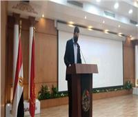 محافظ بورسعيد يوجه بتكثيف العمل بالمشروع القومى لمصرف «بحر البقر»