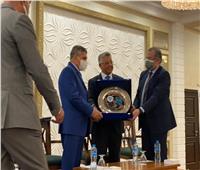 الفريق أسامة ربيع:وزارة الصحة تقوم بخدمات كبيرة لرعاية صحة المصريين