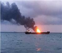 انفجار یستهدف سفينة إيرانية في البحر الأحمر