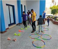 انطلاق فعاليات مشروع أطفال التوحد والإعاقه الذهنية بالمنوفية
