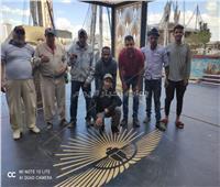 مصممو الديكورات والمركبات.. «أبطال الظل» في موكب المومياوات الملكية