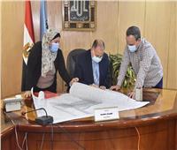 محافظ أسيوط يعتمد خرائط المخطط الاستراتيجي العام لمدينة القوصية