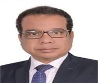 محمد سعيد عميدًا للتربية النوعية بجامعة جنوب الوادي