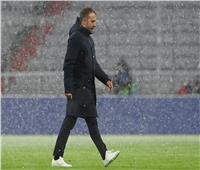 بوكيتينو يذيق المدرب الألماني «فليك» أول خسارة أوروبية مع البايرن
