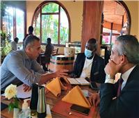 إقامة أول معرض مصري للمنتجات الغذائية بأوغندا يونيو المقبل