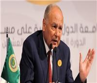 أبو الغيط يُرحب بتجديد التزام أمريكا بحل الدولتين