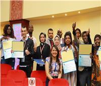 ختام فعاليات مؤتمر القاهرة القومي الأول لشباب جنوب السودان