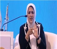 فيديو| وزيرة الصحة: عدم تقديم العلاج لكل إنسان في حالة الطوارئ جريمة