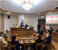 سفير تايلاند: موكب المومياوات أذهل العالم وننتظر افتتاح المتحف الكبير