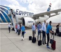 مصر للطيران تسير 70 رحلة تنقل 6 آلاف راكب «داخليا وخارجيا».. غدا