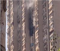 «ماس كهربائي» وراء حريق شقة سكنية بكورنيش المعادي