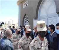 بورسعيد تشيع جنازة اللواء سماح قنديل محافظ الإقليم الأسبق
