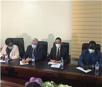 وزير الزراعة: الرئيس السيسى يوجه بتقديم الدعم الكامل لجنوب السودان