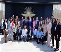 وزير السياحة يكرم جامعة حلوان على مشاركتها فى نقل المومياوات الملكية