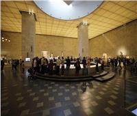 آلاف الزائرين يتوافدون على المتحف القومي للحضارة بالفسطاط