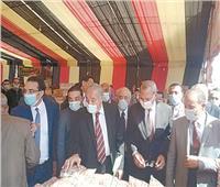 ياميش رمضان بأسعار مخفضة فى ٢٠٥٠ معرضاً بالقاهرة والمحافظات