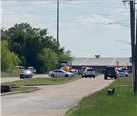 بالفيديو| قتيل وعدد من الإصابات في إطلاق نار بتكساس
