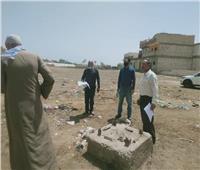 إنشاء مدرسة للتعليم الإبتدائي بقرية شلقامي بالمنيا