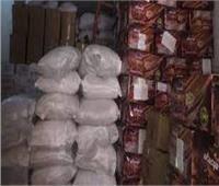 مصادرة 20 ألف كمامة «مضروبة» وإحباط ترويج 43 طن أغذية فاسدة