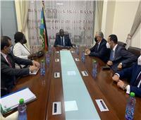وزير الزراعة يلتقي بالنائب الأول لرئيس الجمهورية بجنوب السودان