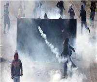 إصابة عشرات الفلسطينيين بالاختناق خلال قمع الاحتلال مسيرة كفر قدوم