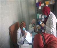 قافلة طبية تقدم خدمات صحية مجانية لـ754 مواطنًا بقنا| صور
