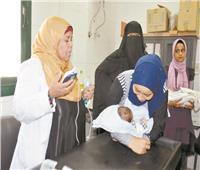 صحة المصريين بخير   اكتشاف وعلاج ضعف وفقدان السمع للأطفال حديثى الولادة
