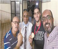 نادي الشمس: مكافأة 10 آلاف جنيه لـ«العربي» و«نوفل» نجمي السلاح