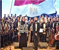 وزيرة التضامن تشهد احتفال «كورال أطفال مصر» ومسرحية «حتحور» بمسرح الجلاء