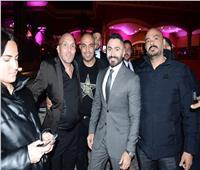 تامر حسني يتألق في حفل «العاصمة الإدارية».. صور