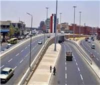 الحالة المرورية.. انتظام حركة السيارات بطرق وميادين القاهرة والجيزة