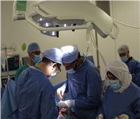 فريق طبي ينقذ حياة طفل أقصري بـ«عملية قلب مفتوح» ببورسعيد