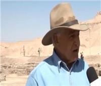 زاهي حواس يكشف سر تسمية «صعود آتون» بالمدينة الذهبية