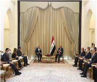 أبو الغيط: زيارتي إلى بغداد رسالة دعم للحكومة والشعب العراقي
